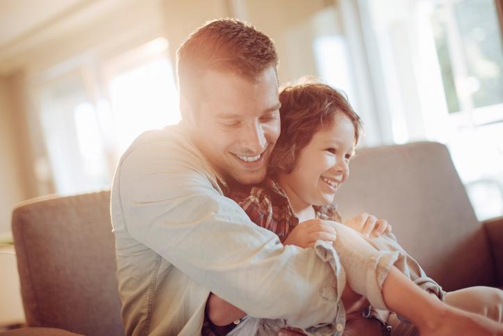 Je suis tombé amoureux d'un père célibataire et cela a changé ma vie