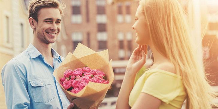 Comment sortir avec quelqu'un de plus grand (ou plus petit) que vous